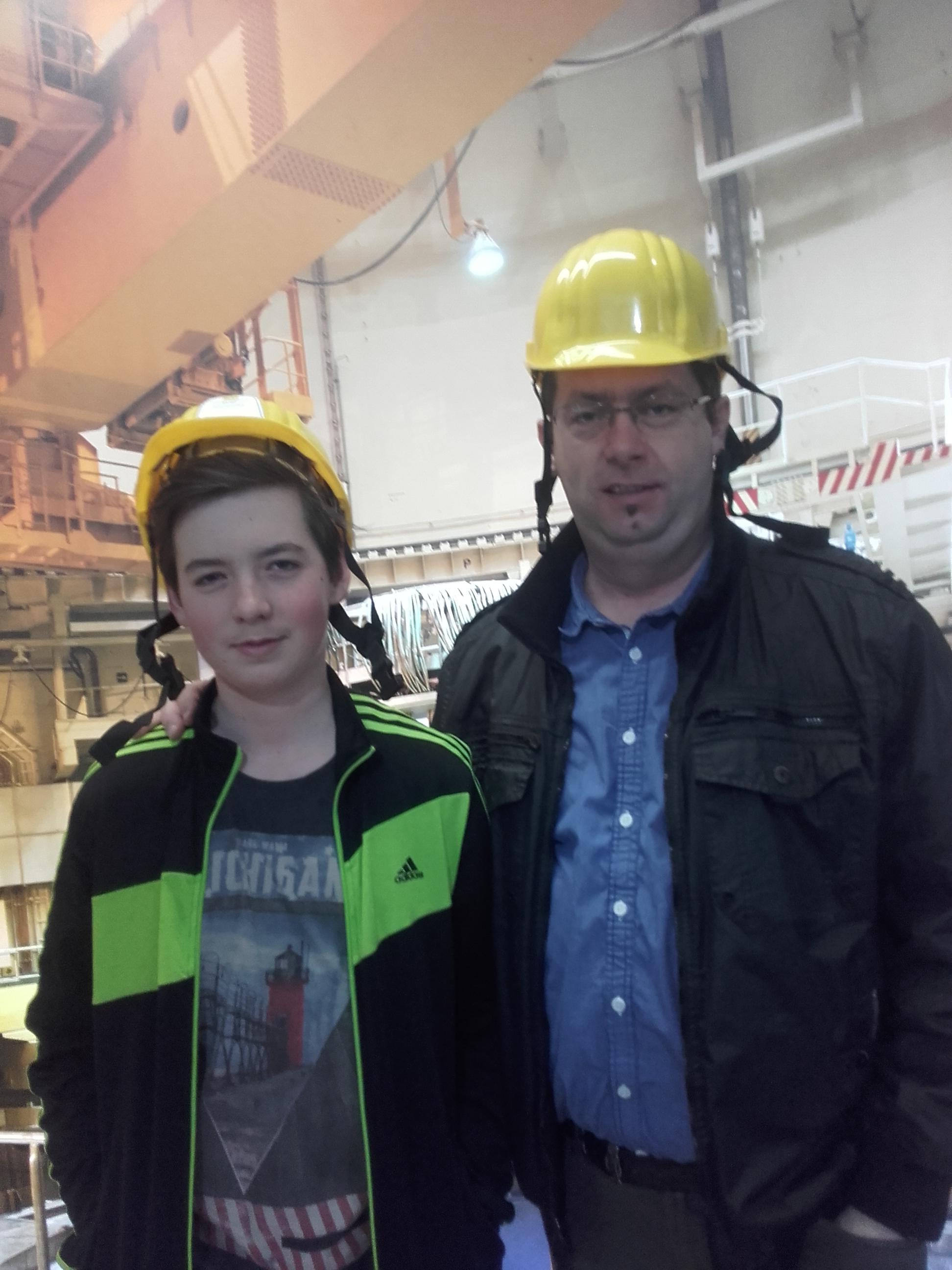 Návštěva IC Temelín